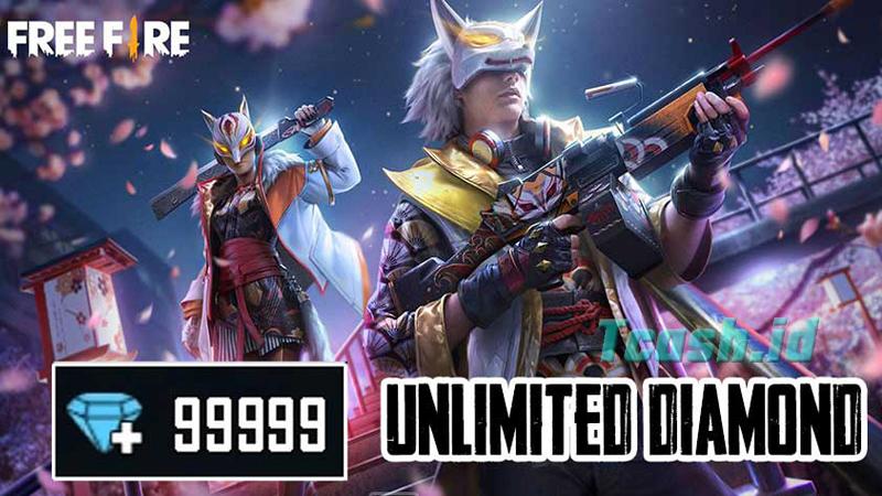 Mendapatkan Diamond Unlimited