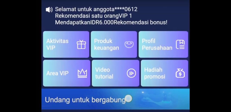apakah Aplikasi MDC Marketing Apk Penghasil Uang penipuan